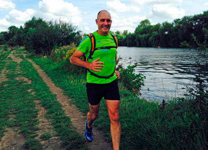 Running to meet myself: Kevin Light on the Trail